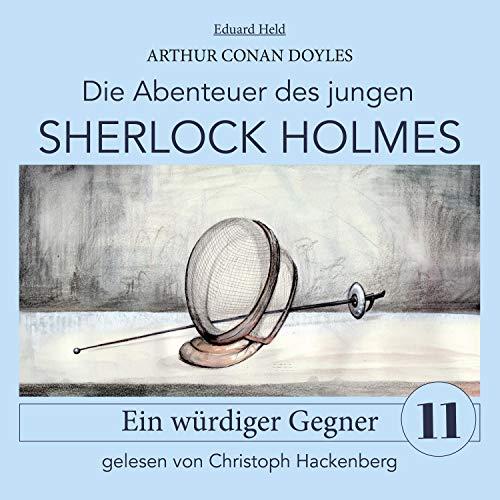 Sherlock Holmes - Ein würdiger Gegner Titelbild