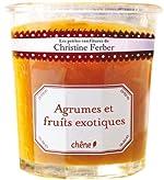 Les petites confitures de Christine Ferber - Agrumes et fruits exotiques de Christine Ferber
