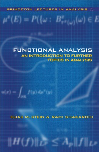 Compare Textbook Prices for Functional Analysis: Introduction to Further Topics in Analysis Princeton Lectures in Analysis  ISBN 0000691113874 by Stein, Elias M.,Shakarchi, Rami