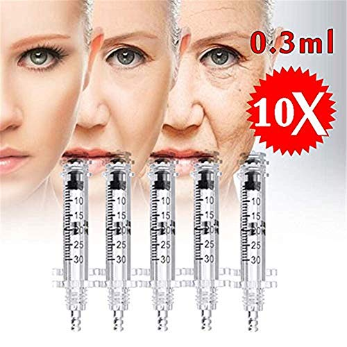 WanZhuanK Hyaluron Pen Atomizer,High Pressure Acid Guns Anti Wrinkle, for Anti Wrinkle Lifting Lip Hyaluron Gun,Atomizer Hyaluron Pen Injection Machine,A