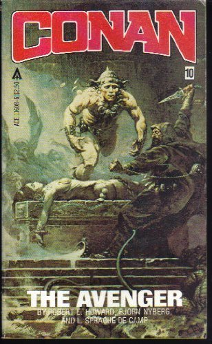 Conan the Avenger (Conan # 10) 0441114679 Book Cover