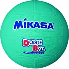 ミカサ ドッジボール グリーン D1 50