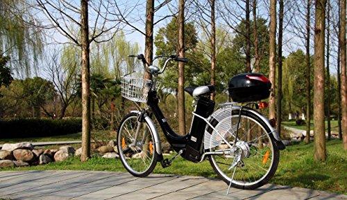 Elektrofahrrad 250W / 36V E-Bike 26″ Bild 5*