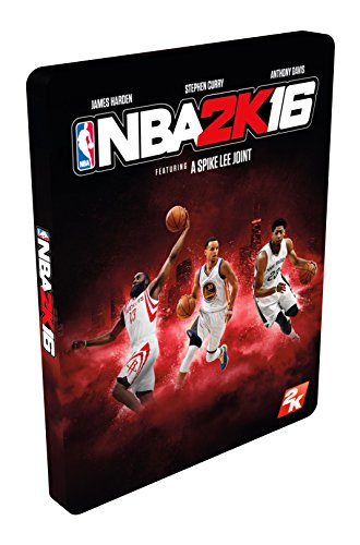 NBA 2K16 - Metalcase Edition (exklusiv bei Amazon.de) - [Xbox One]