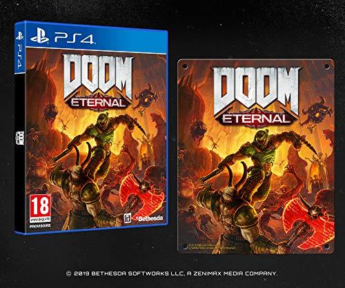 Doom Eternal - Edition metal plate exclusive...