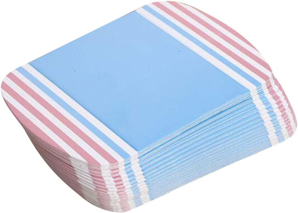 Hemoton 100Pcs Cake Cookie Ranking TOP3 Storage Sheet Bag Baking Paper Don't miss the campaign Liners