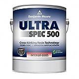 Benjamin Moore Ultra Spec 500 Interior Paint - Gloss...