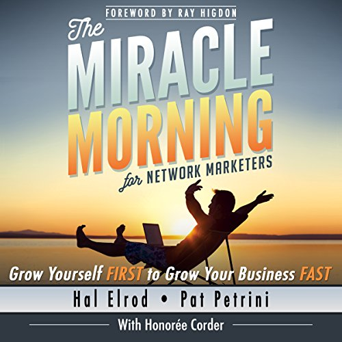 The Miracle Morning for Network Marketers audiobook cover art