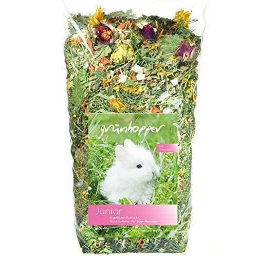 grünhopper Comida para conejos junior, 850 g