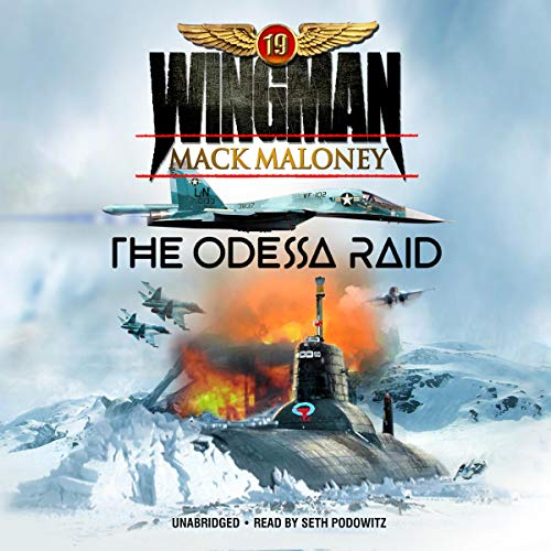 The Odessa Raid  By  cover art