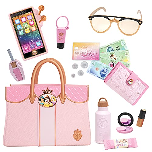 Disney Princess Style Collection Deluxe Tote Bag & Essentials [Amazon Exclusive]