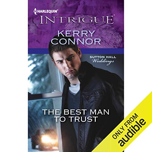The Best Man to Trust audiobook cover art