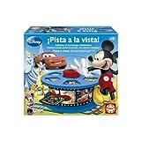 Educa Borrás Pista A La Vista Disney, 33.5 x 29.0 x 9.7 (15380) , color/modelo surtido
