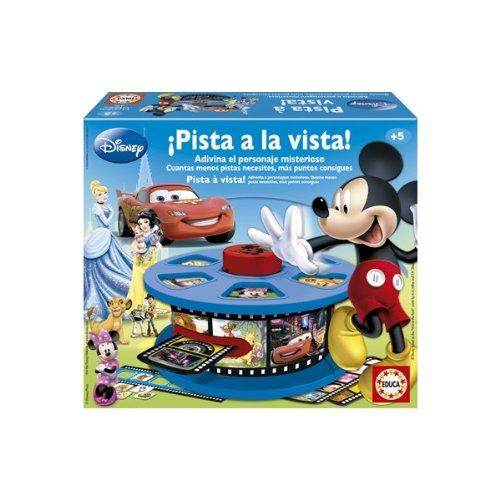 Educa Borrás - Pista a La Vista Disney, 33.5 x 29.0 x 9.7 15380 , color/modelo surtido (15380)