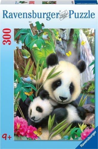 Ravensburger 130658 Puzzel Lieve Panda - Legpuzzel - 300 Stukjes