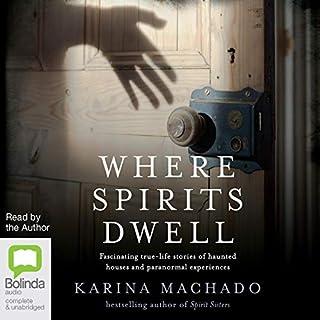 Where Spirits Dwell cover art