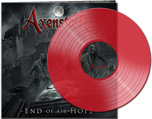 End Of All Hope (Clear Red Vinyl) [Vinilo]