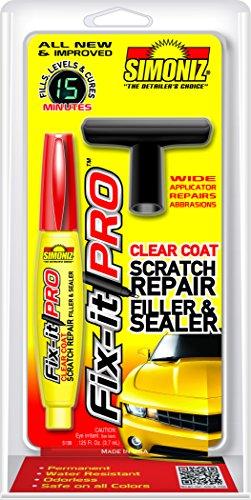 Price comparison product image Simoniz S13B Fix it Pro Clear Coat Scratch Repair Pen Filler & Sealer