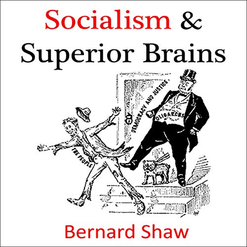 Socialism and Superior Brains: A reply to Mr. Mallock  By  cover art