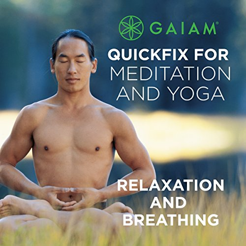 Relaxation and Breathing audiobook cover art