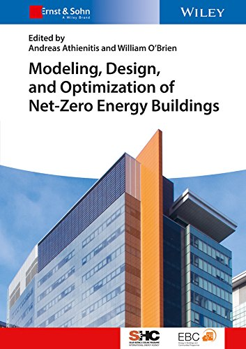 Modeling, Design, and Optimization of Net-Zero Energy Buildings (Solar Heating and Cooling)