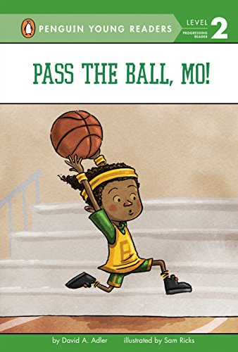 Pass the Ball, Mo!: 3 (Mo Jackson)
