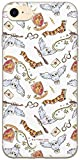 Estuche para iPhone 7/8/SE2 Harry Potter Original con Licencia Oficial, Carcasa, Funda, Estuche de Material sintético TPU-Silicona, Protege de Golpes y rayones