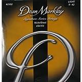 Dean Markley ディーンマークレー エレキギター弦 ニッケル Nickel Steel Electric Signature Series 2502 Light .009-.042