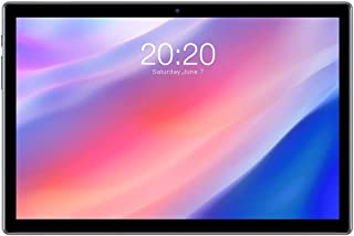 TECLAST P20HD Tablet PC 10.1 Pulgadas, 4GB RAM 64GB ROM, Octa-Core 1.6 GHz, Android 10.0 Tableta, 4G LTE GPS, 1920×1080 FH...