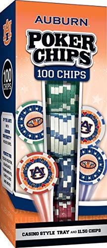 MasterPieces Minnesota Wild Poker Chips 100pc
