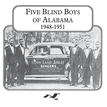 Five Blind Boys of Alabama, 1948 - 1951