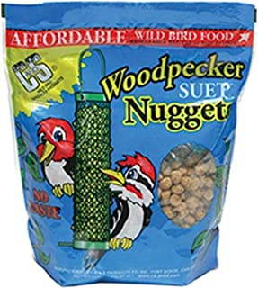 C & S Woodpecker Suet Nuggets