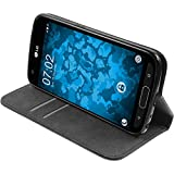 PhoneNatic Artificial Leather Case compatible with LG X