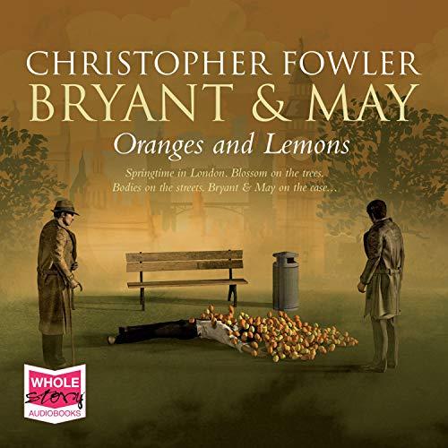 Oranges and Lemons cover art