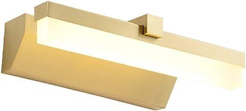 LICHUAN Led Spiegel Licht All-koperen Spiegel Koplampen Acryl Vanity Spiegel Lichtpunt voor Badkamer Dressing Tafel Wandla...