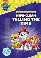 Wipe-Clean Telling the Time (Paw Patrol)