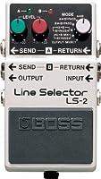Boss LS-2 Line Selector Pedal [並行輸入品]