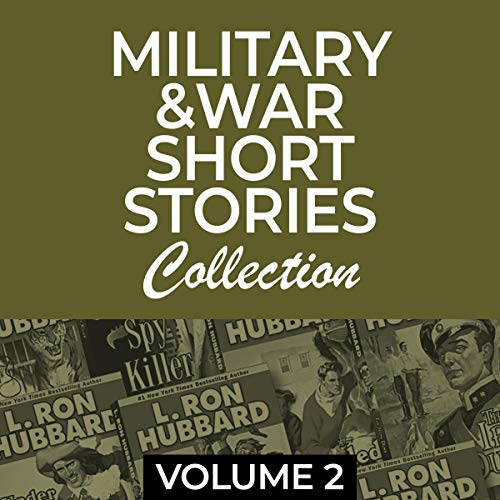 Military & War Short Stories Collection Volume 2 cover art