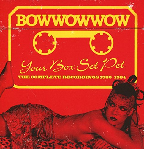 Your Box Set Pet (Remastered+Expanded 3cd Set)