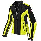 SPIDI Summernet - Chaqueta de tela para mujer, color amarill
