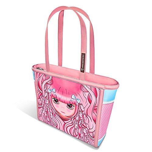 Hot Chocolate Design Twin Lolita Women's Tote Bag