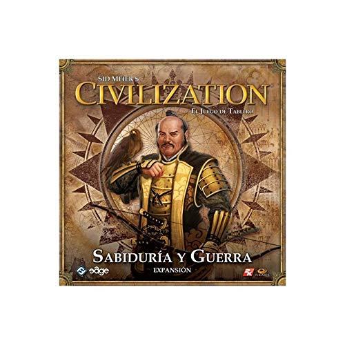 Edge Entertainment - Civilization: Sabiduría Y Guerra