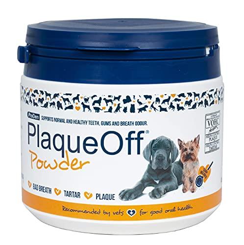 ProDen PlaqueOff für Hunde und Katzen, 420 g