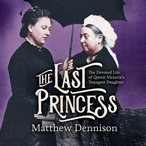 The Last Princess cover art