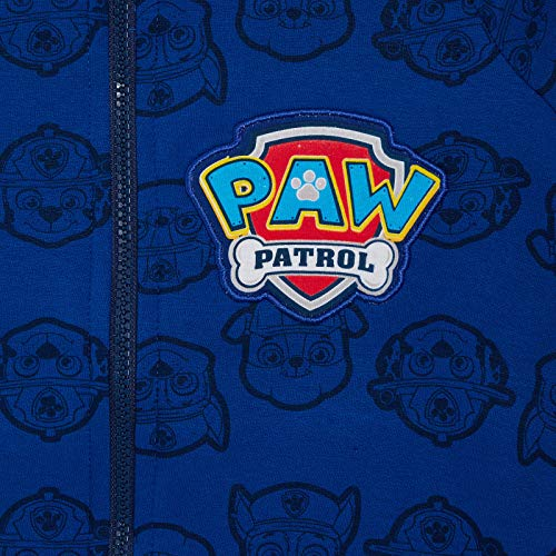 Chase Marshall - Sudadera con capucha para niños, diseño de patrulla canina