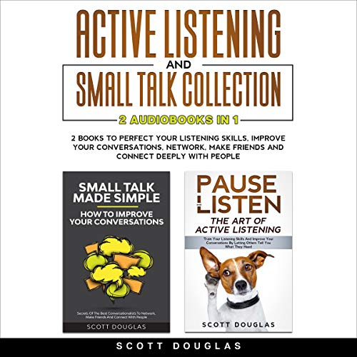 Active Listening and Small Talk Collection cover art
