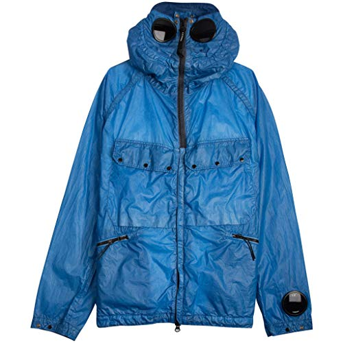 C.P. Company blu winterjas voor heren