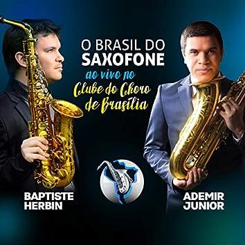 O Brasil do Saxofone