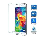 ELECTRÓNICA REY Protector de Pantalla para Samsung Galaxy S7Cristal Vidrio Templado Premium