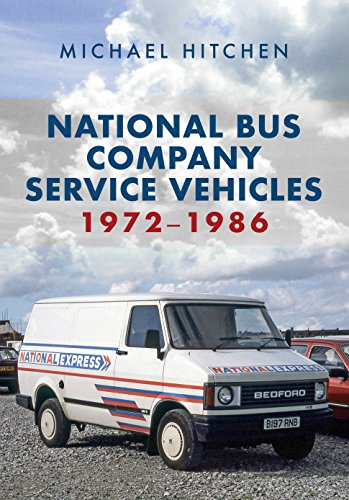 National Bus Company Service Vehicles 1972-1986 by [Michael Hitchen]